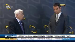 Cahit TEKBAŞ / Eker-Mak –Konya Fuar Canlı / Çiftçi TV