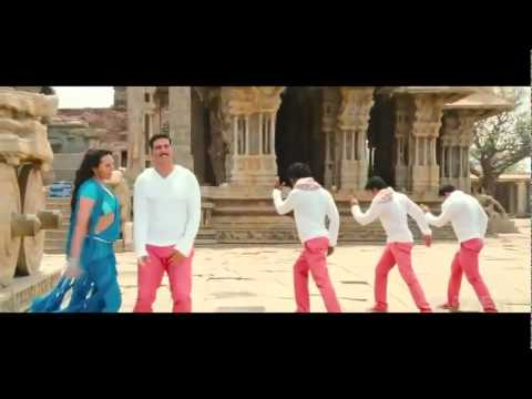 Dhadhang Dhang Chikni Kamar Hd Song  Rowdy Rathore 2012   Youtube video