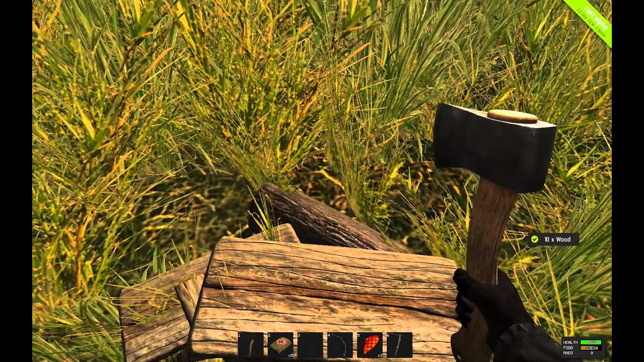 how to build a hatchet in rust