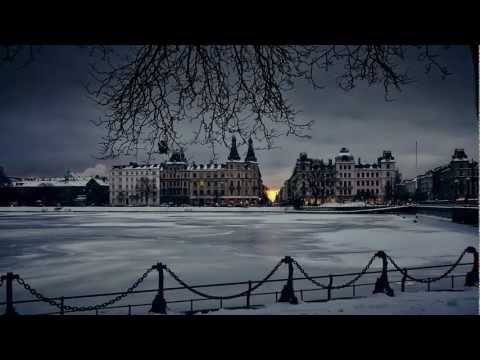 Copenhagen in December 2012 (time-lapse)