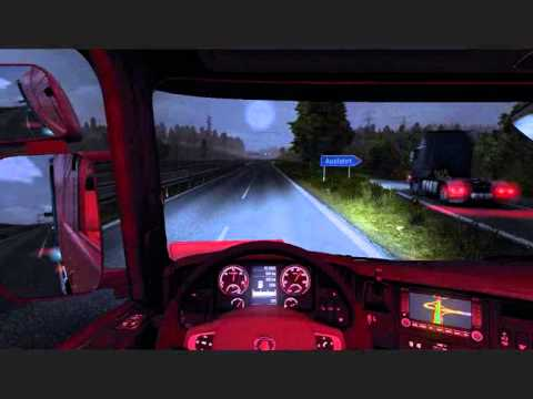 ETS2 / SCANIA 164 L V8 SOUND