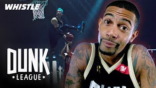 ONE CHANCE Dunk Challenge | $50,000 Dunk Contest