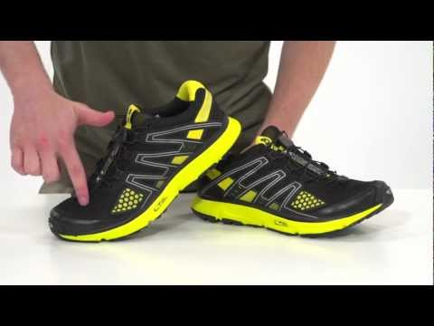 Video: Men's XR Mission Trail Running Shoes