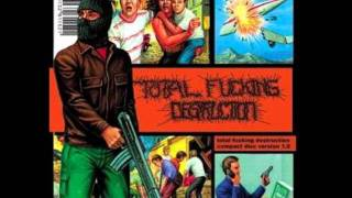 Watch Total Fucking Destruction Kill The Jocks And Eat Their Brains video