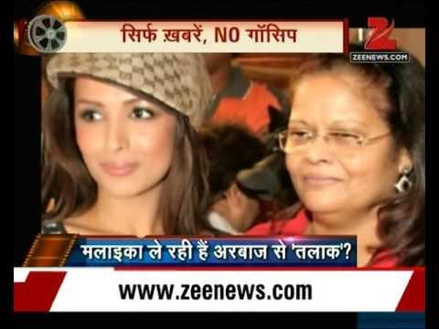 Malaika Arora Khan and Arbaaz Khan's relationship heading towards divorce