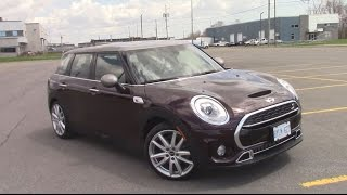 2016 MINI Cooper ClubMan S  - The most complete review EVER!