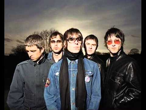Oasis - Cum On Feel The Noise