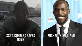 Characters and Voice Actors - Battlefield 4