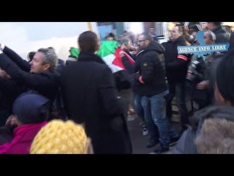 Que s'est-il vraiment passé lors de la visite de Manuel Valls à Marseille?