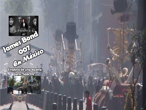 James Bond 007 En Mexico