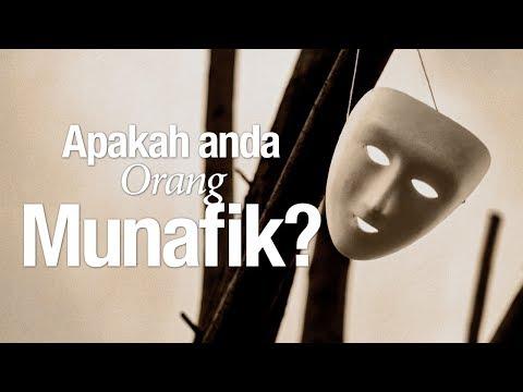 Ceramah Agama Islam: Apakah Anda Orang Munafik? - Ustadz Ahmad Zainuddin, Lc.