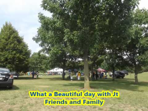 Jefferson Twp High School Mega Reunion III August 5, 2012 JHS  Picnic  part 1