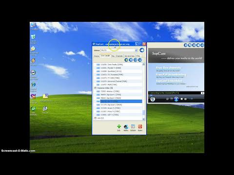 Descarcarea si Instalarea Sopcast.flv