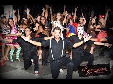 Baile Carnaval No Salão - Alunos Do Espaço De Danças Renan França video