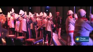O Perry Walker Marching Band: Winter Spotlight 2012