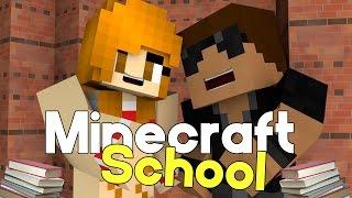 First Girlfriend | Minecraft School [S1: Ep.4 Minecraft Roleplay Adventure]