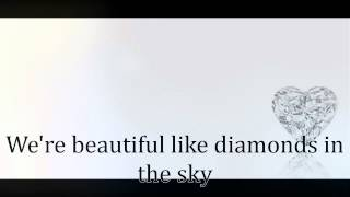 Rihanna | Diamonds (In The Sky) Lyrics
