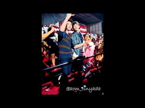 [FANCAM] Both & Newyear at SM TOWN 2012 in Bangkok
