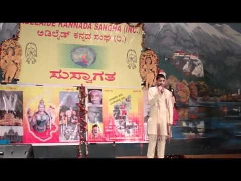 Naavaduva Nudiye Kannada Nudi by Vaibhav Sekhar Adelaide