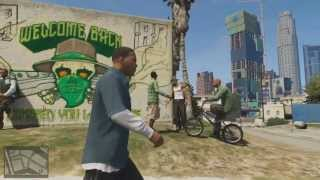 GTA V: Just the Official Gameplay