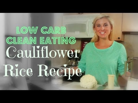 Cauliflower Rice Recipe | Sarah Dussault