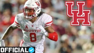 Most Versatile LB in College Football 💯 Official Emeke Egbule Houston Highlights
