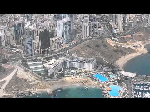 Landing Beirut