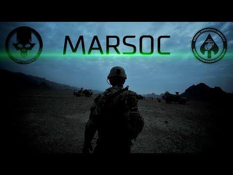 MARSOC ✪ USMC Special Operations Command