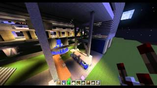 Minecraft : MetLife Stadium (WrestleMania XXIX) #6