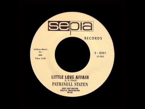 Patrinell Staten - I Let A Good Man Go / Little Love Affair