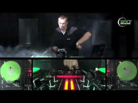 Spin! 2 Showcase with DJ World Champion Pro-Zeiko