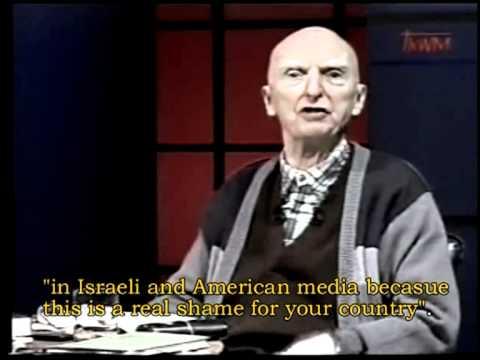 Boguslaw Wolniewicz Speaks About Ilan Charski From Tel Aviv
