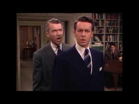 Rope (1948) James Stewart, John Dall , *HD* Blu Ray Scene 2