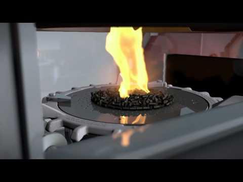 Nuovo: Cosí funziona la caldaia Pellet KWB Easyfire con tecnologia CleanEfficiency