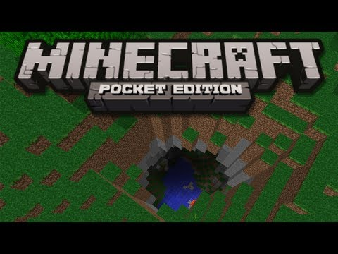 HUGE CRATER SEED Minecraft Pocket Edition