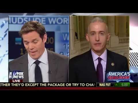 Gowdy: 'President Obama is wrong' on immigration executive action