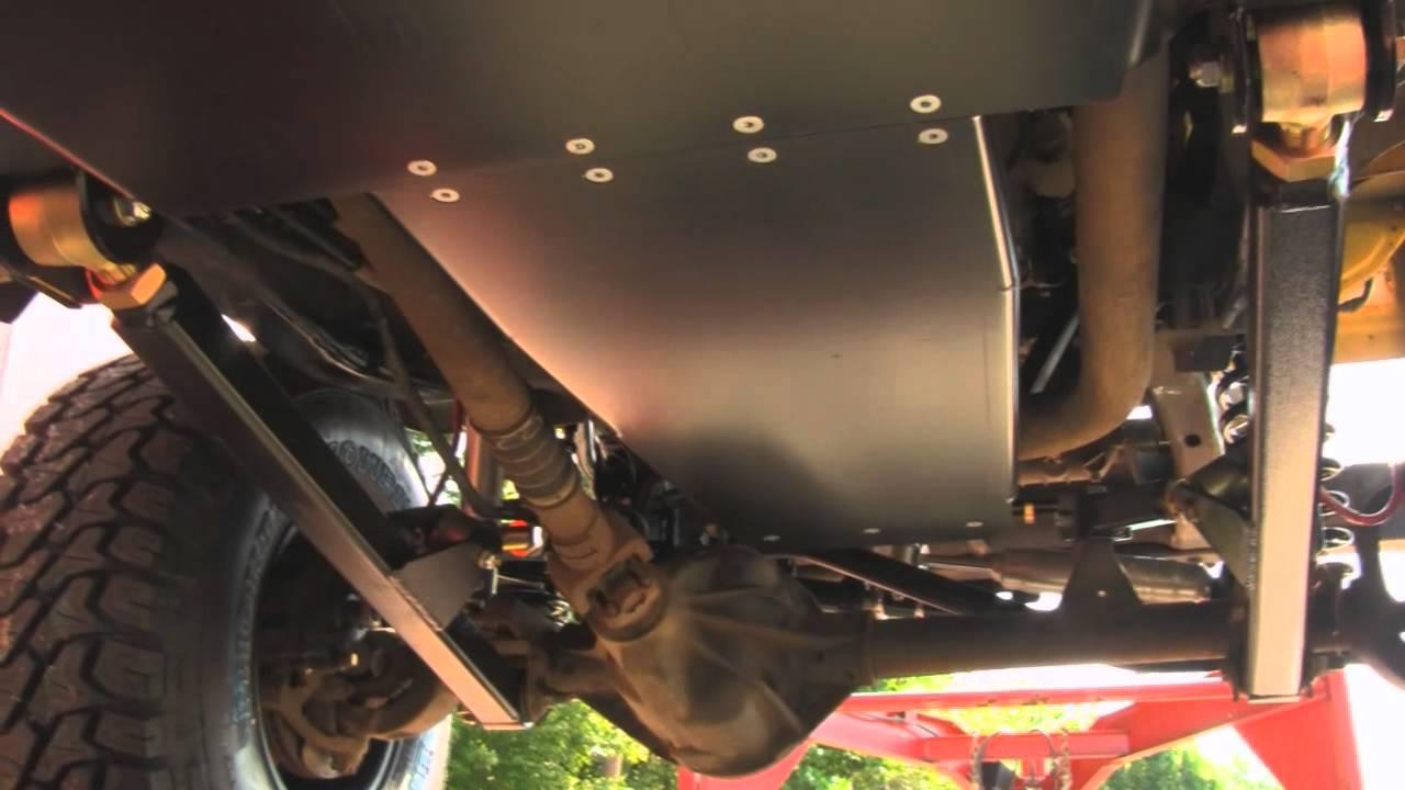 Jeep Wrangler Tj Long Arm Install Youtube