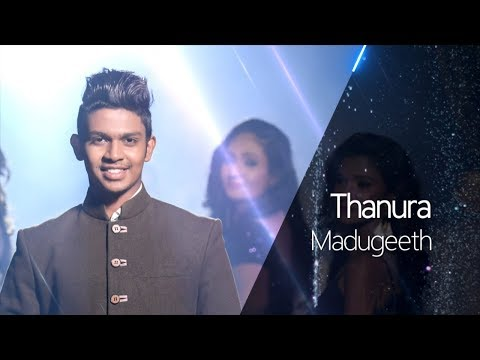 Derana Dream Star Season VIII | Sihinen Sihinen By Thanura Madugeeth