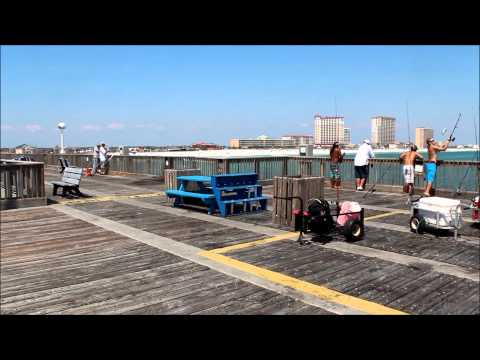 Pensacola Beach Gulf Fishing Pier 2012~