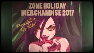 Prescription For Style! - ZONE Holiday Merchandise 2017