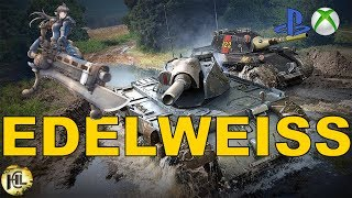 Edelweiss Okiem Hincula [part2] Wot Xbox One/Ps4