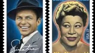 The Lady Is A Tramp Ella Fitzgerald Frank Sinatra