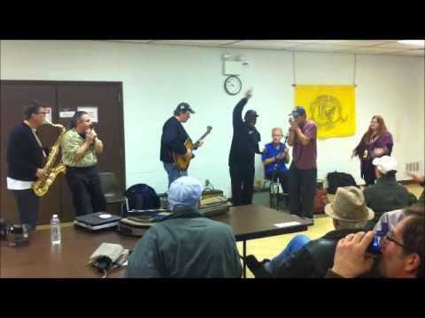2011 Gyspy Moon Blues Fest Jam Session With Adam Gussow and Seth Holzman Etc