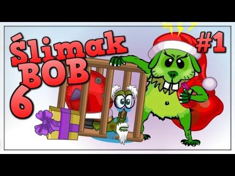Ślimak Bob 6: NA RATUNEK MIKOŁAJOWI! Darmowe Gry Online   #1