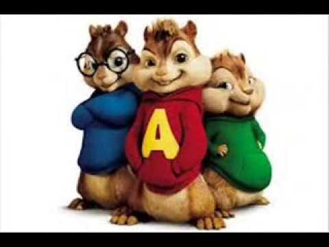 Alvin i wiewiórki - Szalona ruda