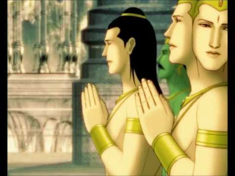 Life Of The Lord Buddha Part 3 (Lao/Thai)