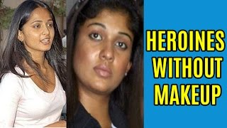 Tollywood Heroines Without Makeup