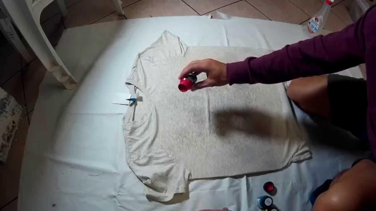 how to make a rorschach