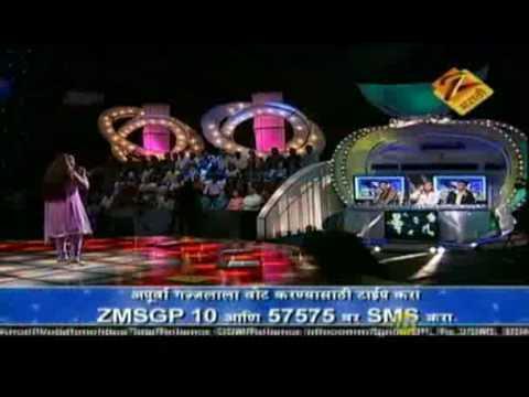 Srgmp7 Dec. 01 '09 Nabh Utaru Aala - Apurva Gajjala video