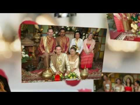 Bryan & Gay's Thai Wedding video